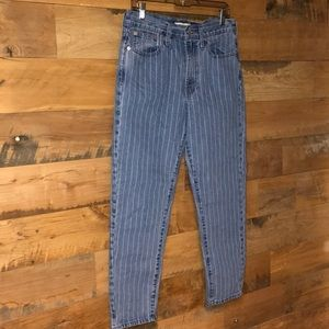 Madewell perfect Vintage Jeans SZ 29 NWT